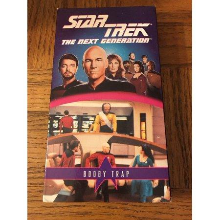Star Trek: Booby Trap VHS