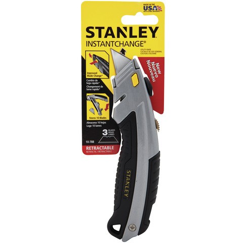 STANLEY 10-788W Instant-Change Retractable Knife