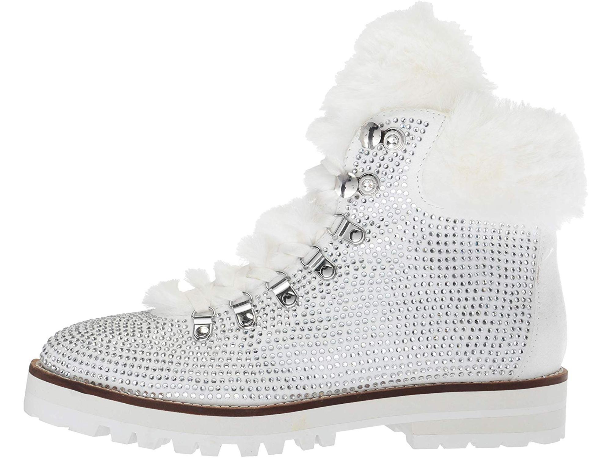 Norina Fashion Boot, White