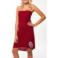b76c7fe782 Product Image Slim Fit University of Oklahoma Sooners High Low Dress