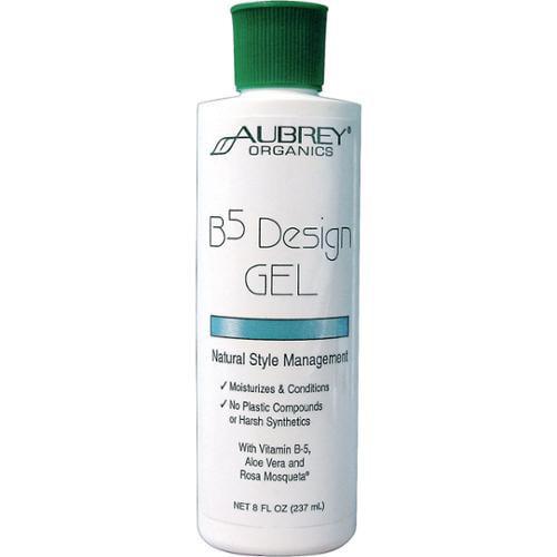B-5 Design Gel Aubrey Organics 8 oz Gel