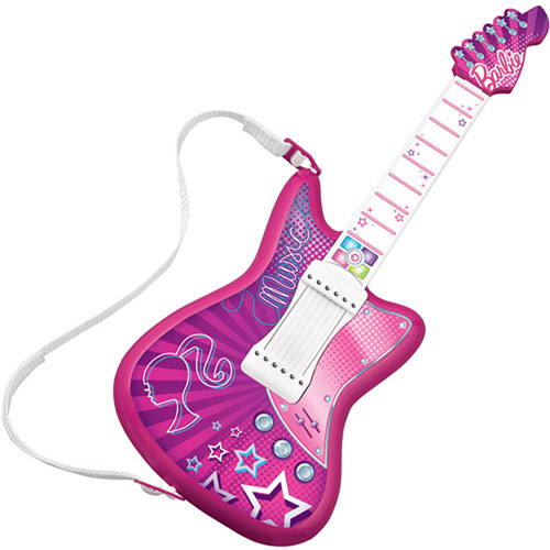Barbie Jam With Me Guitar