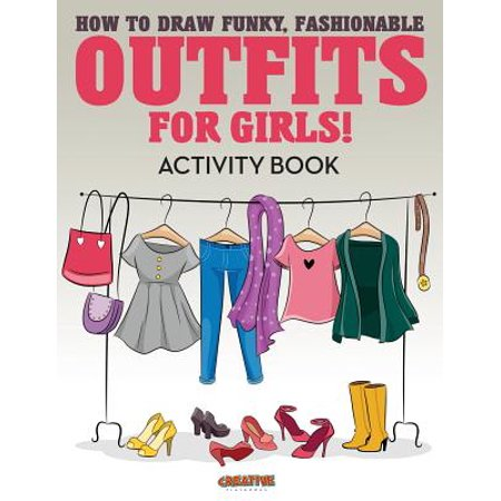 Funky Farmyard Activity (How to Draw Funky, Fashionable Outfits for Girls! Activity)