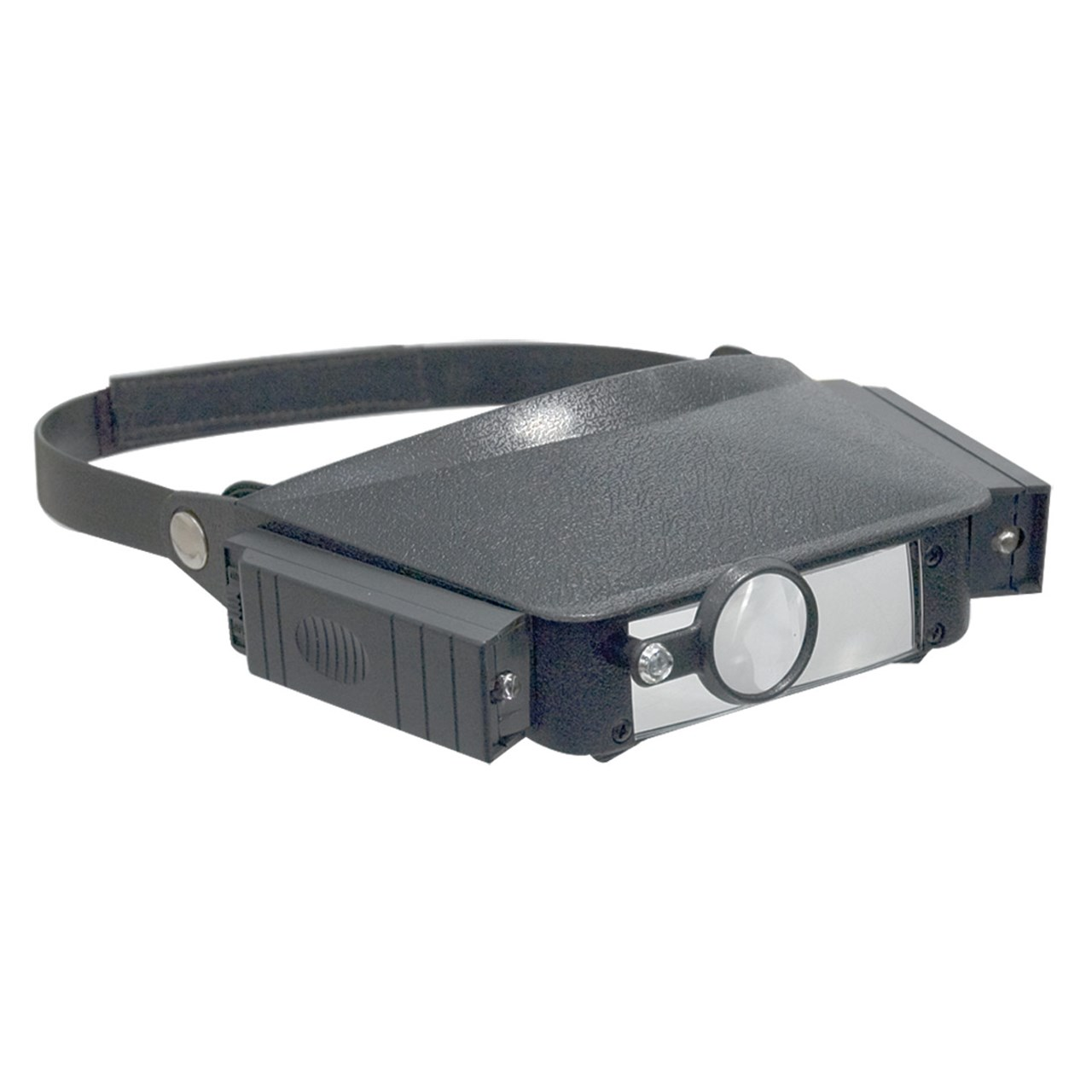 REIZEN Illuminated 2X- 5X Head Band Magnifier