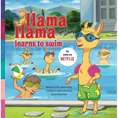 Llama Llama Learns to Swim (Paperback) (Written After Swimming From Sestos To Abydos)