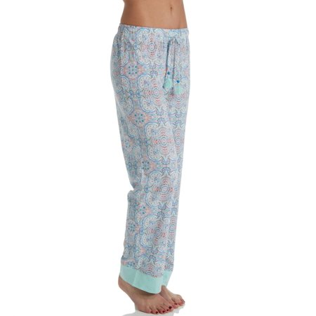 a236aa9112 Jockey Sleepwear - Women s Jockey Sleepwear JK81507 Mosaic Pajama Pant -  Walmart.com