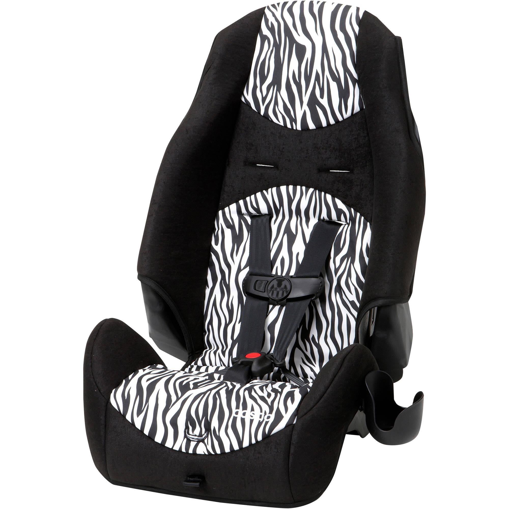 Cosco Highback 2-in-1 Booster Car Seat, Zahari