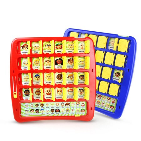 Children Educational Toys Fun Guessing Characters Interactive Cognitive Games