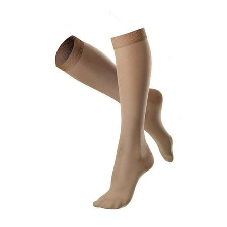 2e00a0ca1c4b4 Venosan VenoSoft Closed Toe Knee Highs - 30-40 mmHg VENOSOFT4201-B - Walmart .com
