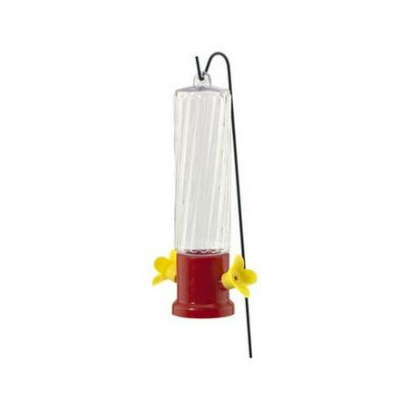 Woodlink NA35248 Bird Feeder, Hummingbird, Mini, Stake, (Staked Hummingbird Feeder)