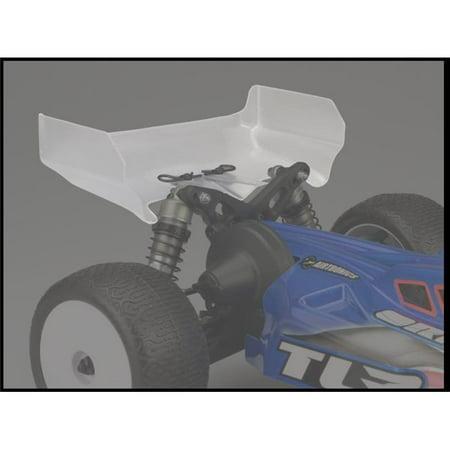 J Concepts JCO0154 TLR 22 3.0 with Aero Rear Wing Spare Parts, Black - image 1 de 1