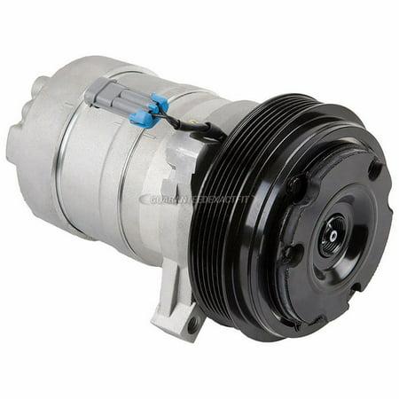 AC Compressor & A/C Clutch For Buick Park Avenue & Oldsmobile 88