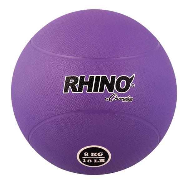 8kg Rubber Medicine Ball