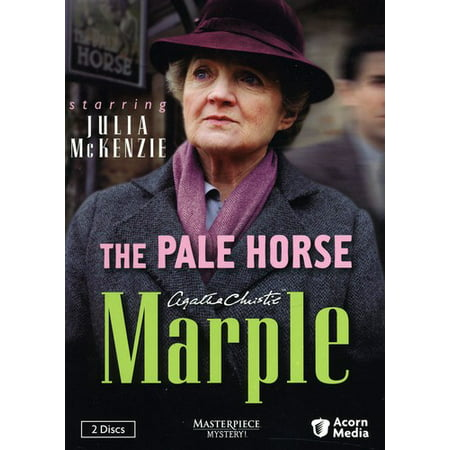 Agatha Christie: Marple: The Pale Horse ( (DVD)) - Halloween Party Agatha Christie Movie