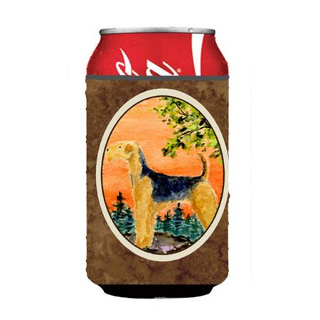 Airedale Can Or bottle sleeve Hugger - 12 Oz. - image 1 de 1