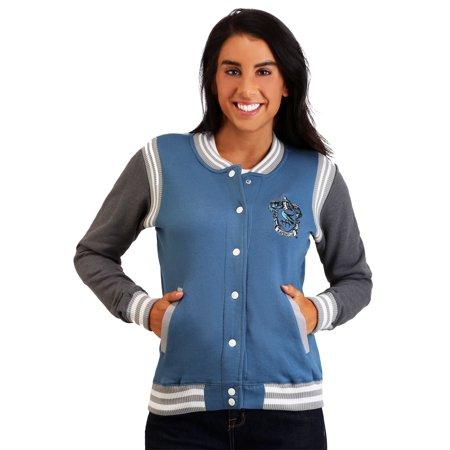 Harry Potter Women's Ravenclaw Varsity Jacket ()