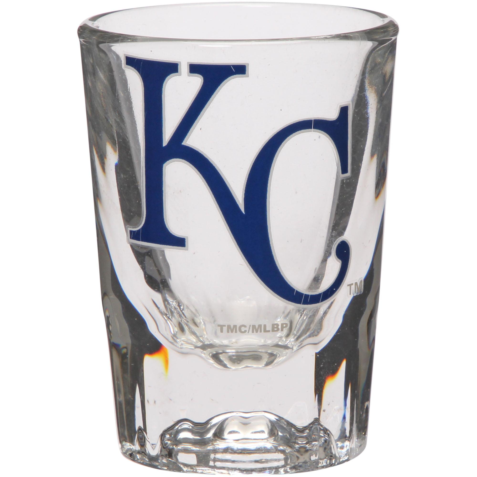 Kansas City Royals 2oz. Fluted Collector Shot Glass - No Size
