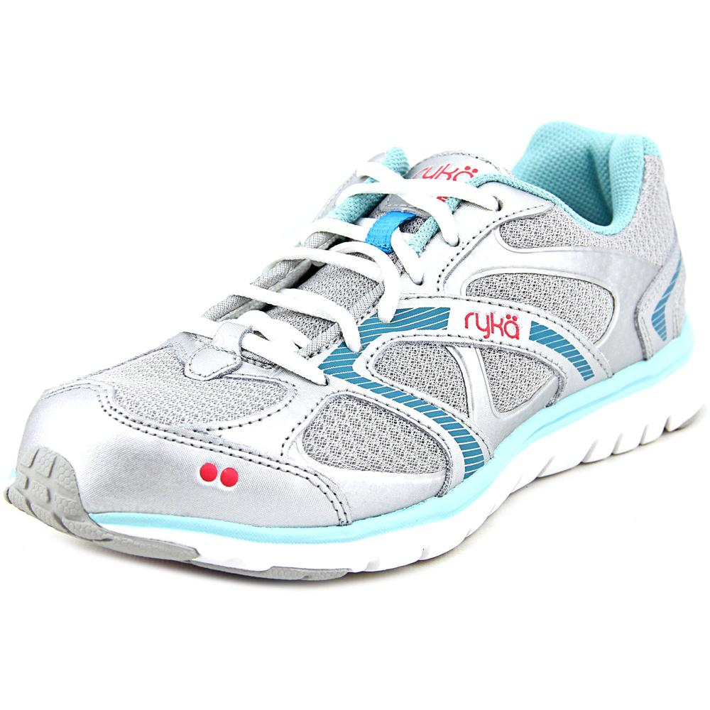 Ryka Elate   Round Toe Synthetic  Running Shoe