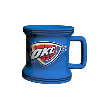 Halloween Mug Shots (OKC Thunder Mini Mug 2 oz Shot)