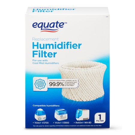 Equate Replacement Humidifier Filter