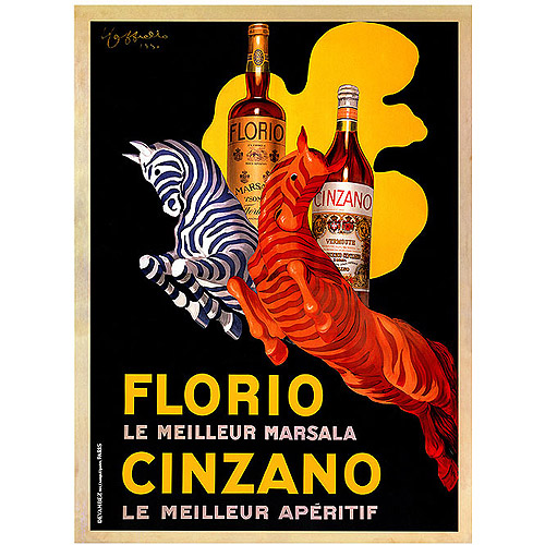 "Trademark Fine Art ""Florio CinzaN"" Canvas Art, 14x19"