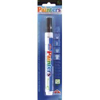Painters Opaque Black Fine Point Paint Marker, 1 Each