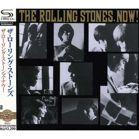 The Rolling Stones, Now! (CD)