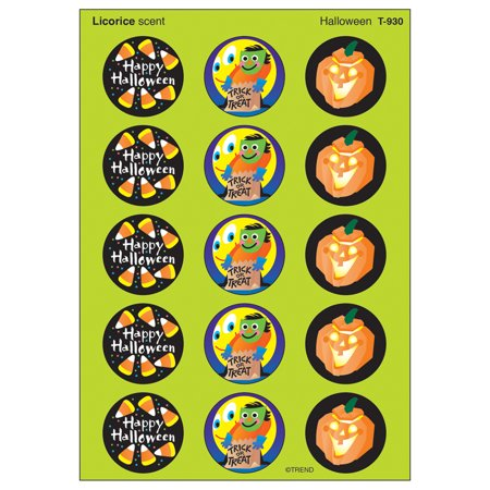 STINKY STICKERS HALLOWEEN - Halloween Trends