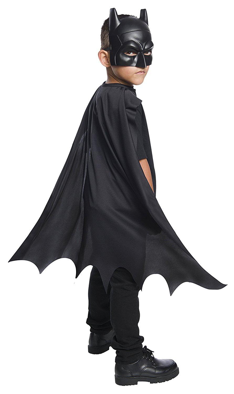 DC Comics Batman Cape & Mask Child Costume Set by Rubies