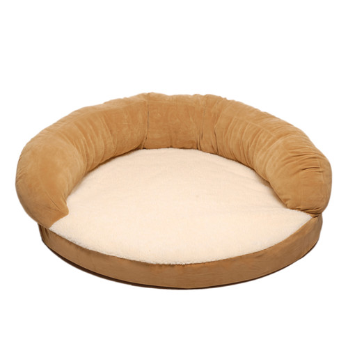 Carolina Pet Company Orthopedic Bolster Pet Bed