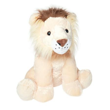 Way To Celebrate Valentine's Day Plush Lion