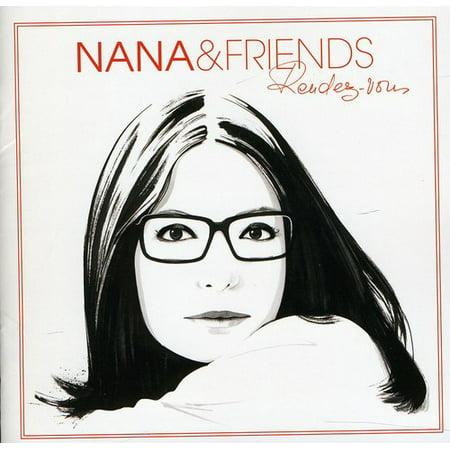 Nana Mouskouri - Rendez-Vous [CD] ()