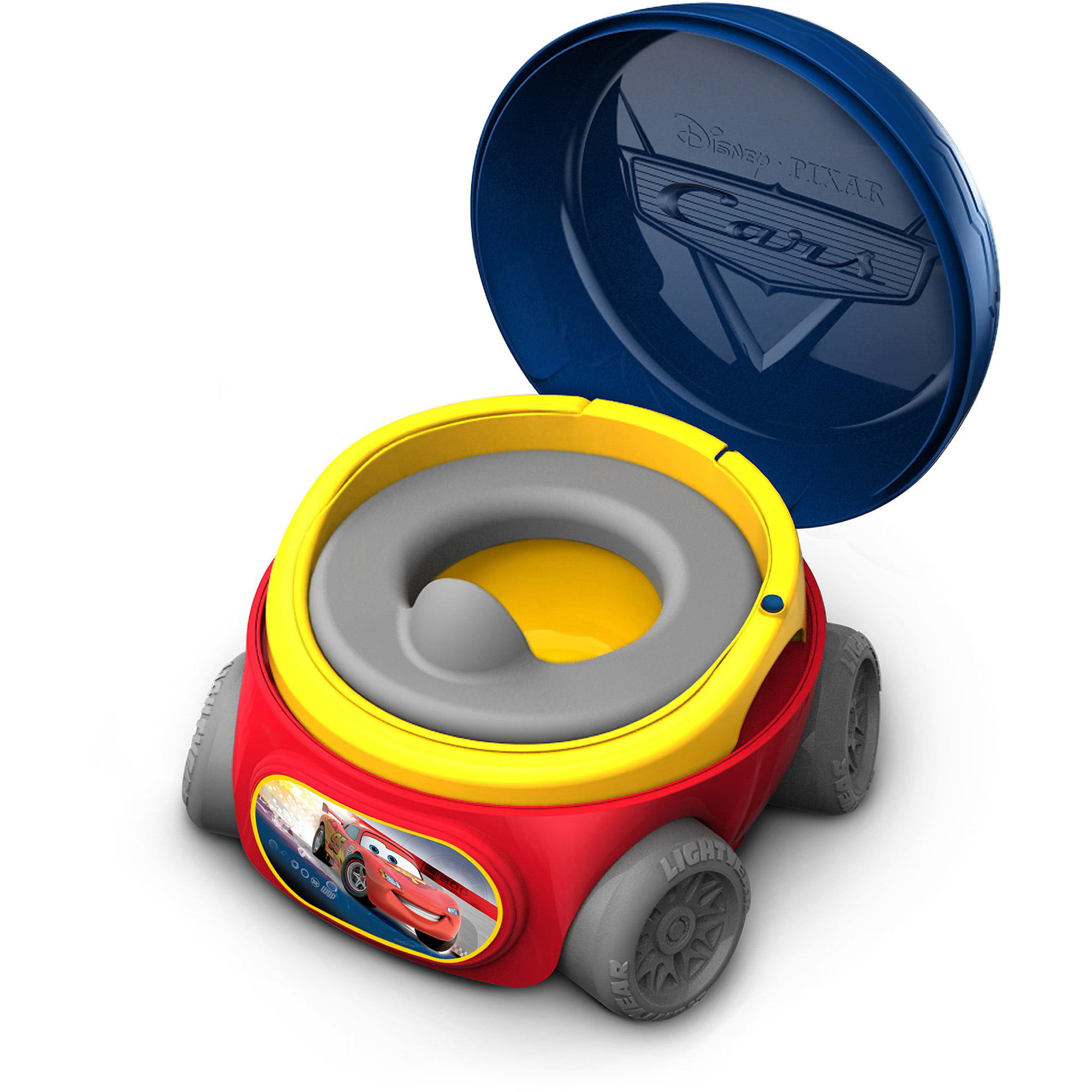 Lightning Mcqueen Potty The First Years Disney Cars 3 In 1 System Walmart Com