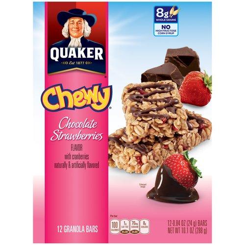 030000321102 UPC - Quaker, Chewy Granola Bars, Chocolate ... Quaker Chewy Granola Bars Barcode