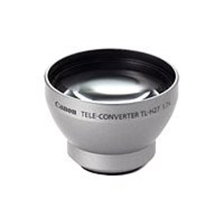 Canon TL-H27 Tele Converter for Elura 100, Optura S1 & DVD (Wmv Movie Converter)