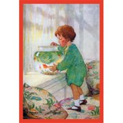 Buy Enlarge 0-587-05074-8P12x18 Goldfish- Paper Size P12x18