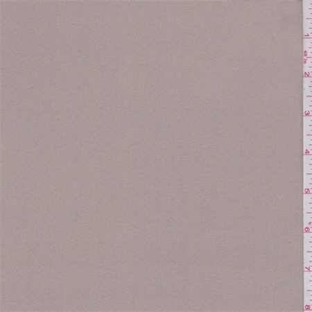 - Pumice Brown Silk Georgette, Fabric By the Yard