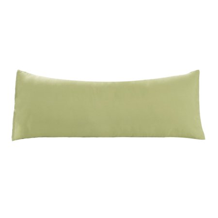 """Body Pillow Case Microfiber Long Bedding Body Pillow Covers Sage 20""""x72"""" - image 7 of 7"""