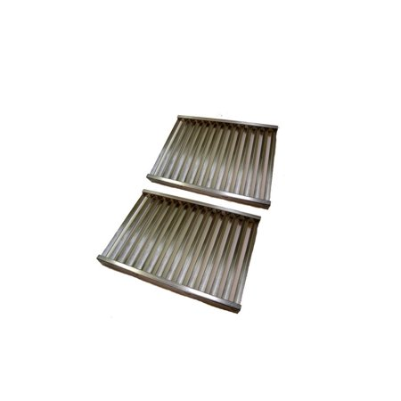 Tec Gas Grill Factory Replacement Cooking TWO Grates for Sterling II & Patio II ()