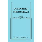 Gutenberg! the Musical! (Paperback)