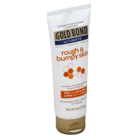 Gold Bond Ultimate Daily Therapy Cream For Rough Bumpy Skin, 4