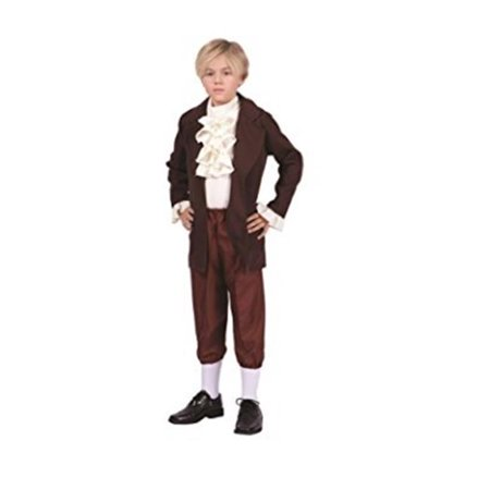 Thomas Jefferson - Child Small (Port Jefferson Halloween)