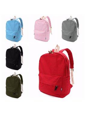 Product Image Women Cute Canvas Backpack School Men Travel Rucksack Laptop  Shoulder Tablet Bag 0ec8824f19f0e
