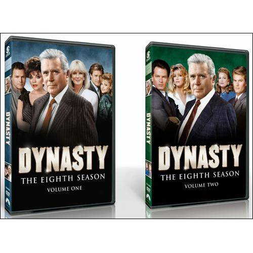 Dynasty: The Eighth Season - Volumes One & Two
