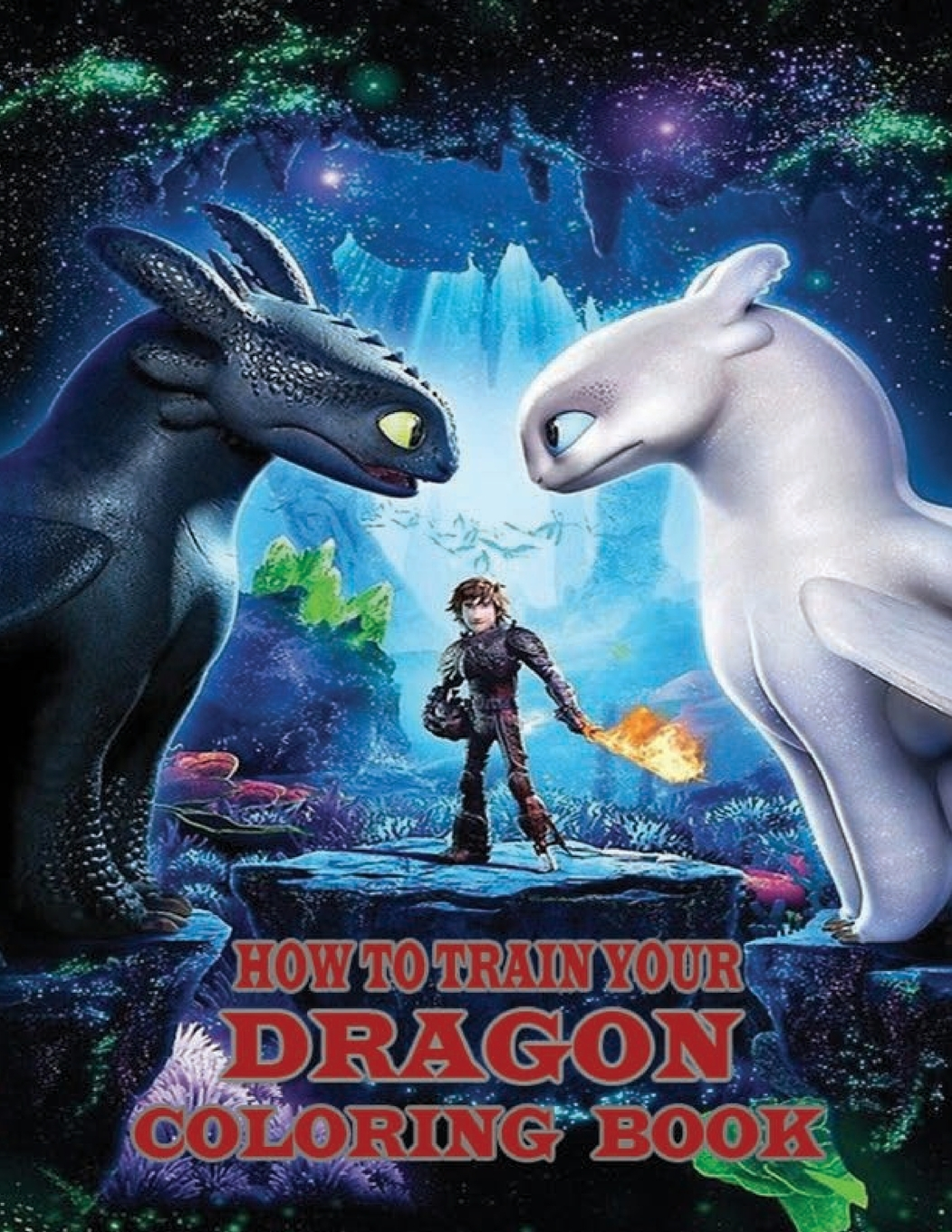 How To Train Your Dragon : How To Train Your Dragon Coloring Book  (Paperback) - Walmart.com - Walmart.com