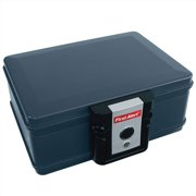 2013F Water and Fire Protector File Chest, 0.17 Cubic Feet, Fire-resistant, waterproof chest keeps your valuable documents and electronics secure By First Alert