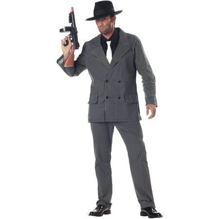 Gangster Adult Halloween Costume