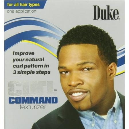 Jerry Curl Kit (Duke Curl Command Texturizer Kit 1)