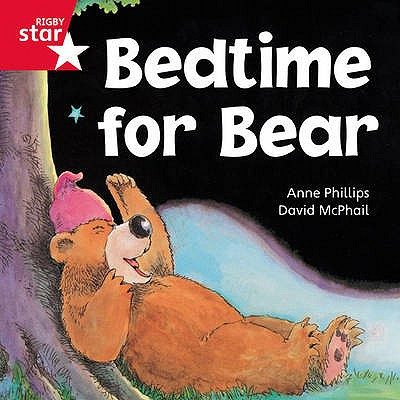 Rigby Rocket : Red Reader 9 - Bedtime for Bear