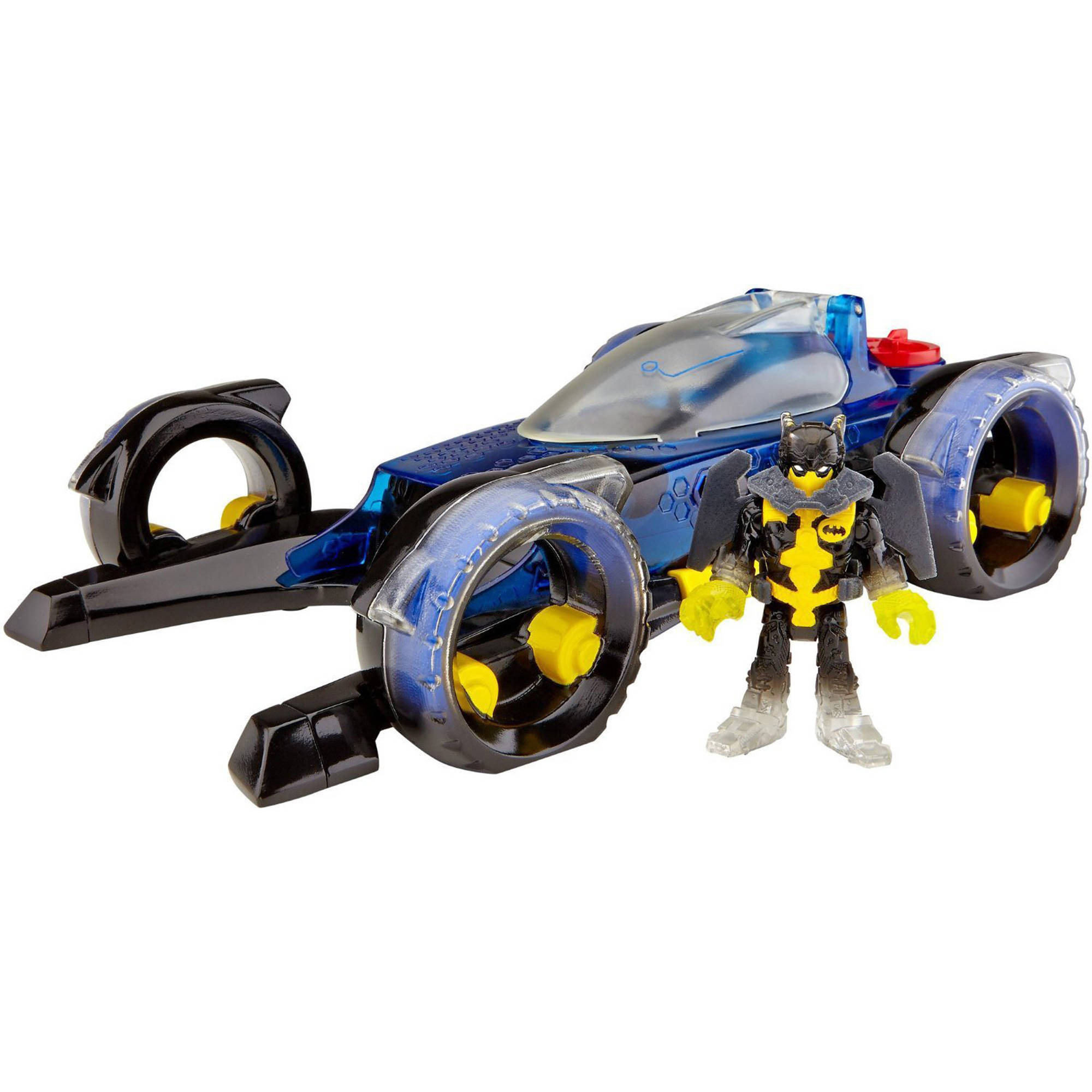 Fisher-Price Imaginext DC Super Friends Transforming Batmobile